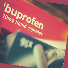 ibuprofen urinary tract infection