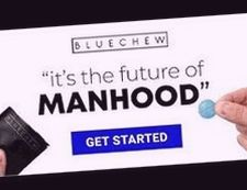 woman does your man use bluechew